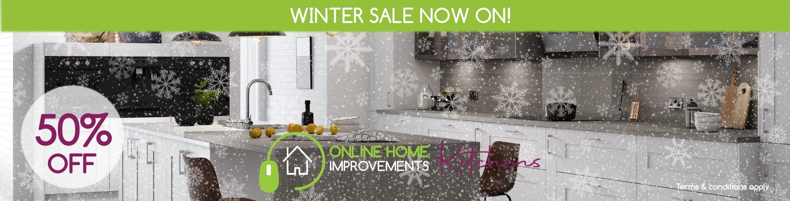 Winter Sale banner OHI